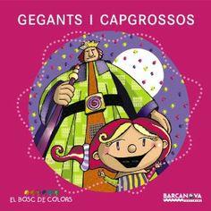 Gegants i capgrossos, Ed. Barcanova Princess Peach, 1, Album, Fictional Characters, Products, Party Ideas, Wall, School, Party