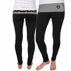 Oakland Raiders Ladies Sublime Knit Leggings