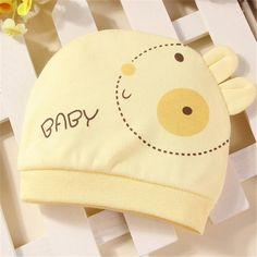 ec3efe96bb6 Baby Toddler Girls Boy Cute Sun Hat Warm Winter Ear Protection Hat Caps  Newborn Baby Beanie
