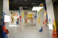 Light + Building 2014 Frankfurt – SERA exhibit design