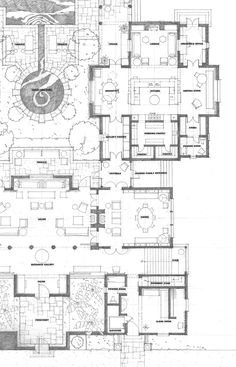 58 Ideas Drawing Architecture Layout Floor Plans For 2019 Home Building Tips, Building Plans, Building A House, The Plan, How To Plan, Plan Design, Home Design, Architecture Presentation Board, Villa Plan