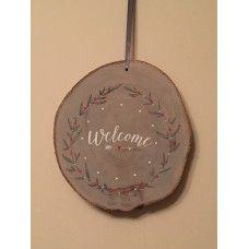 East of india large woodland plaque £14.95