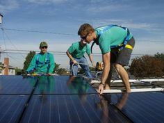 DoE Offers Ten million dollar Prize for Cheaper Roof Solar Installation Breakthrough : TreeHugger