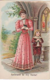 Vintage Postcard Made in Germany