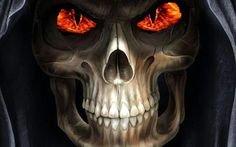 Scary Skull Wallpapers HD