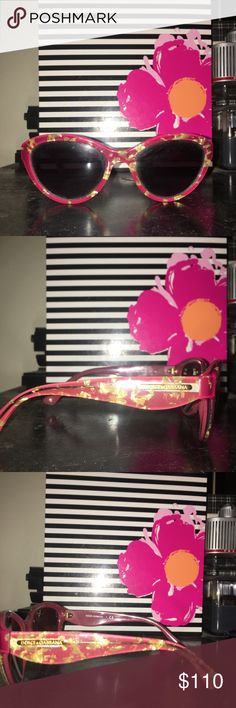 Sunglass's D&G Sunglasses New never worn. Brought from Sunglass Hut They were  a gift but not my style! No case.. 100% Authentic Accessories Glasses
