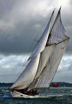 Every time, I am awed at the balance of form and function in the beautiful rig designs of these old boats.