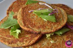 Cukkinis tonhal tócsni (paleo) Izu, Salmon Burgers, French Toast, Gluten Free, Dinner, Breakfast, Healthy, Ethnic Recipes, Glutenfree