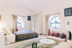 Riad Baoussala - Essaouira, Morocco //  The Hammam Room www.baoussala.com