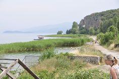 Kalista, lake Ohrid