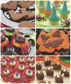Cadbury Kitchen Halloween Dessert Treats!