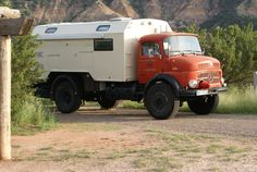 Mercedes Fire Truck Adventure Camper Spotted:Expedition Vehicles - Page 5 - Expedition Portal
