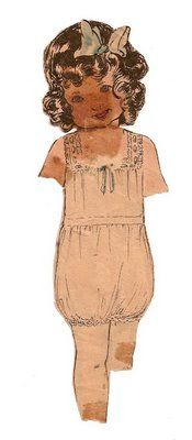penny ross paper dolls | The Paper Collector: Penny Ross Paper Dolls