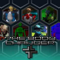 The Body Changer is on #Greenlight! #indiegames #videogames #gamesinitaly