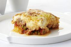 RECEPT. Ovenschotel met gehakt, bloemkool en aardappelen - Het Nieuwsblad