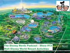 Walt Disney World Resort Activities