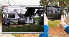 Your Home Search Just Got Easier with the HomeSpotter App! Augmented Reality, Compass, Pop Up, Overlays, Property For Sale, Smartphone, Houses, Display, Rock