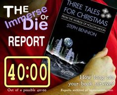 Three Tales for Christmas by Steph Bennion (40:00)