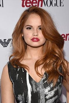 Debby Ryan's back to blonde!