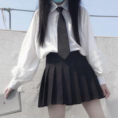 T/N es una chica de 13 años la cual ama cantar y bailar, ademas, de q… #fanfic # Fanfic # amreading # books # wattpad Swaggy Outfits, Edgy Outfits, Korean Outfits, Mode Outfits, Cute Casual Outfits, Girl Outfits, Korean Girl Fashion, Ulzzang Fashion, Kpop Fashion Outfits