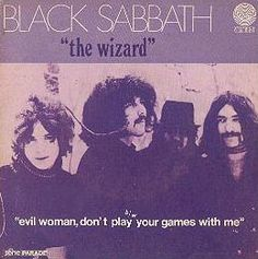 The Wizard  Single  1970