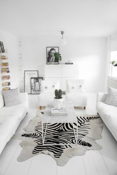The Simple Yet Breath-Taking Beauty of a Scandinavian White Haven - Decoholic