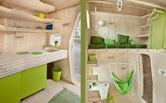Smarta studentbostäder - Tengbom Superbe idée