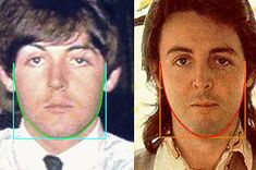 Paul McCartney's Dead Hoax. It always cracked me up that so many people still think the real Paul is dead. Yea they found someone that looks and sounds just like him. Look at anyone's picture and see if they don't change from year to year!