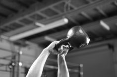 The kettlebell...great all-in-one portable exercise machine. #kettlebell