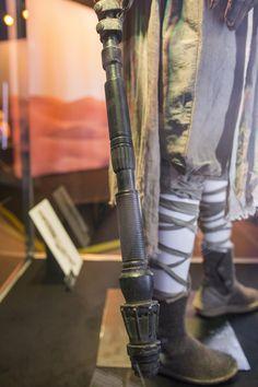 Rey Force Awakens - HQ Photo - Staff Detail