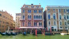 Canal Grande di Venezia in Vaporetto - Saverio Pepe