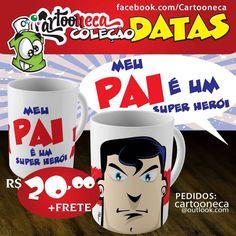 Coleção Dia dos Pais - Superman