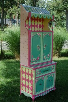 Spring Blossoms by madteapartyfurniture, via Flickr