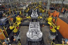 automated factory - Google Search