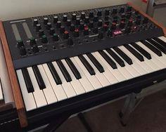 MATRIXSYNTH: MFB Dominion 1 Analog Synthesizer