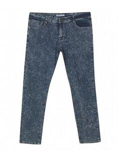 Distressed Wash Jean  $45
