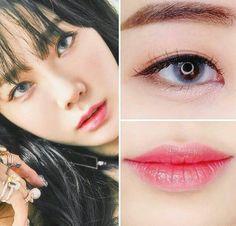 Kpop Makeup - Inspiração Taeyeon