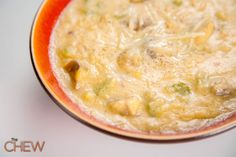 Mario Batali's Polenta with Mushrooms and Celery #thechew
