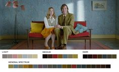A website featuring stills from films and their corresponding color palettes. A tool to promote learning and inspiration. Updated daily.