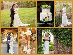 Kelly Clarkson wedding. Everything looks beautiful. <3