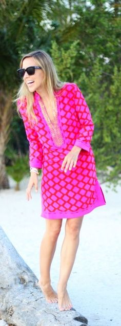 FASHION FORECAST: Caftan and Tunics!