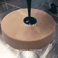 Clement Design Chef Ksenia Penkina creates the most beautiful glazed cakes.- Clement Design Chef Ksenia Penkina creates the most beautiful glazed cakes. Chec… Clement Design Chef Ksenia Penkina creates the most… - Cake Decorating Videos, Cake Decorating Techniques, Decorating Ideas, Cake Recipes, Dessert Recipes, Delicious Desserts, Yummy Food, Mirror Glaze Cake, Mirror Cakes