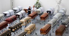 Velório terá mil jornalistas, estoque de flores e carros funerários de fora