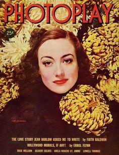 Joan Crawford - Photoplay, Oct,  1937.