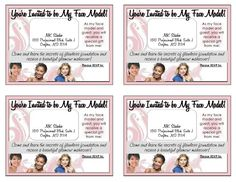 4x6 mary kay post card | Here are 2 New Postcards to Help You Build Your Business Like a ...