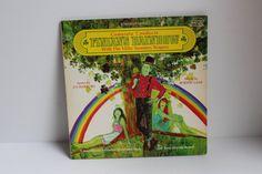 FINIAN'S RAINBOW ALBUM, Vintage Vinyl Album, Musical production, Walt Disney productions, Collectible soundtrack, vinyl recording