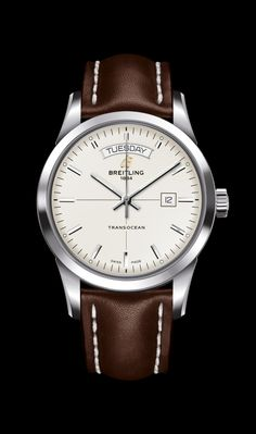 Breitling - Transocean Day Date - Breitling - Instruments for Professionals