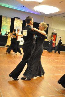 Annie Koehlinger Dancing