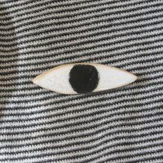 Evil Eye Protection Brooch by KinskaShop