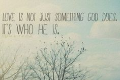 God is ♥